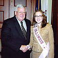 2004 Princess Stephanie Milbergs