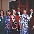 1992 Cherry Blossom Reception