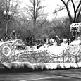 1963 Illinois Cherry Blssom Prade Float