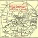 B&O Rail Road Chart of World's Fair