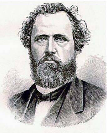 1866--Dr. Benjamin Stephenson, GAR founder