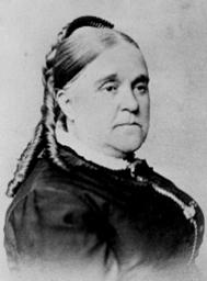 Aunt Lizzie Aiken in 1861