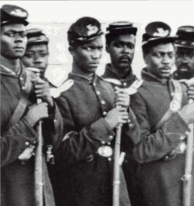 Illinois soldiers were ten percent of the Union Army