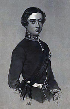 Edward Albert, The Prince of Wales