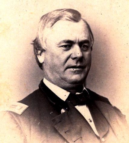 Gov. Richard Oglesby about 1868