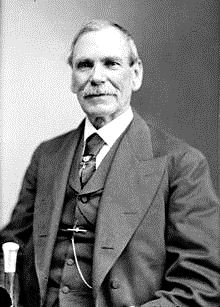 Senator James Shields