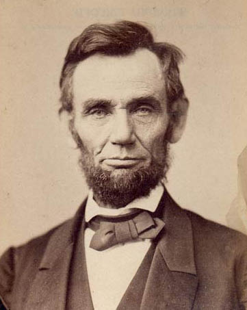 Inauguration of President Abraham Lincoln