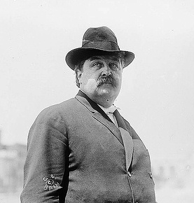 Congressman William Lorimer in 1910