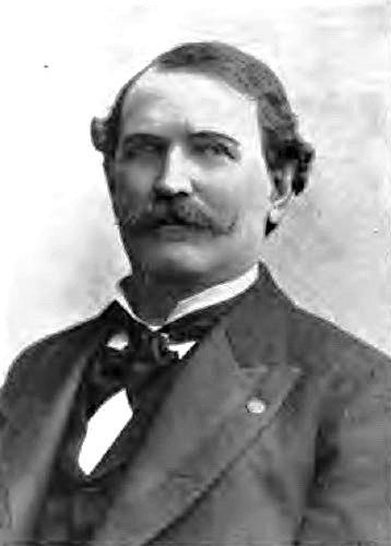 Gov. John R. Tanner in 1897