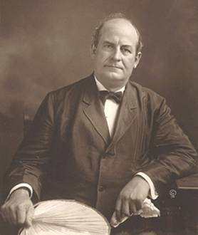 1896 William Jennings Bryan