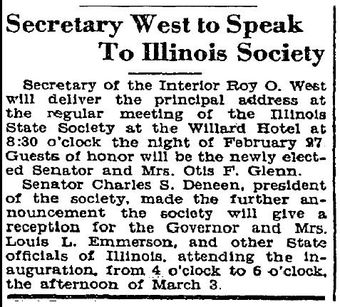 Feb. 27, 1929 Washington Post