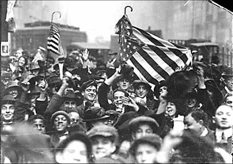 Armistice Day in Chicago