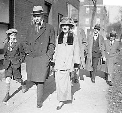 Charles Dawes of Evanston in 1924