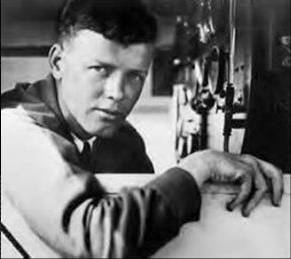 Lindbergh's Flight for Chicago Daily Tribune