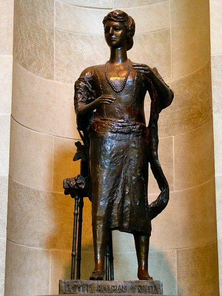 State Senator Lottie O'Neill