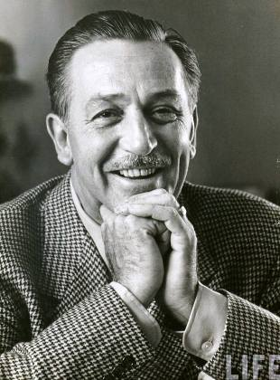 Chicago Native Walt Disney