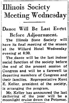 Washington Post May 17, 1936