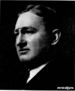 1940-1941 President Laurence F. Arnold