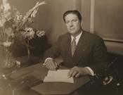 Rep. Calvin D. Johnson in 1945