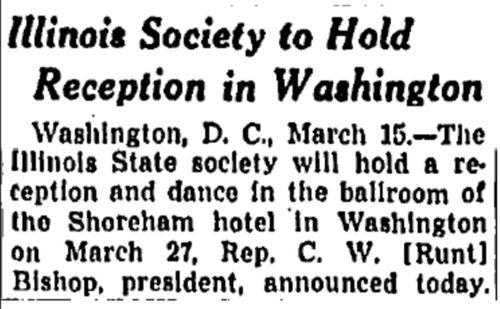 Chicago Tribune March 16, 1943