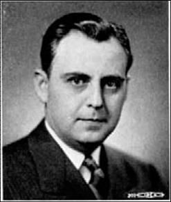 1943 - 1945 ISS President Evan Howell