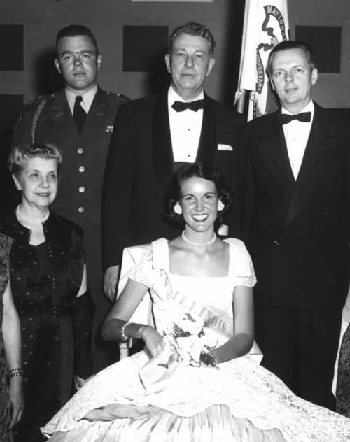 1954 Princess Nancy Rainville