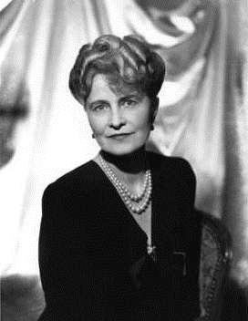 Marjorie Merriweather Post in 1955