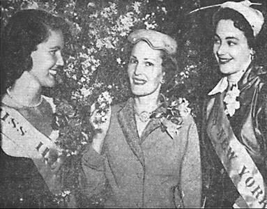 1954 Cherry Blossom Festival