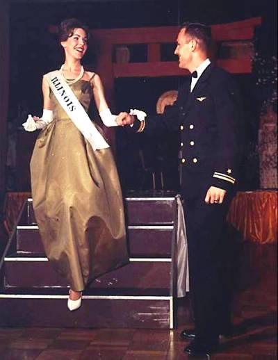 1963 Cherry Blossom Princess
