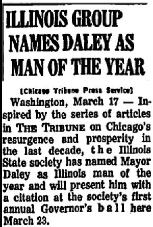 Marc h 18, 1966 Chicago Tribune