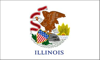 1969-The New Illinois State Flag