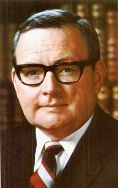Gov. Richard B. Ogilvie in 1970