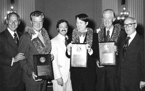 1974 Society Reception for Retiring Members of Congress
