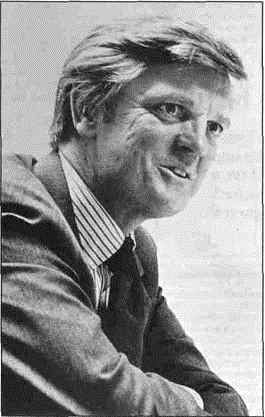 Gov. Dan Walker in 1973
