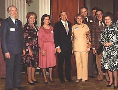 1978 Illinois Congressional Reception