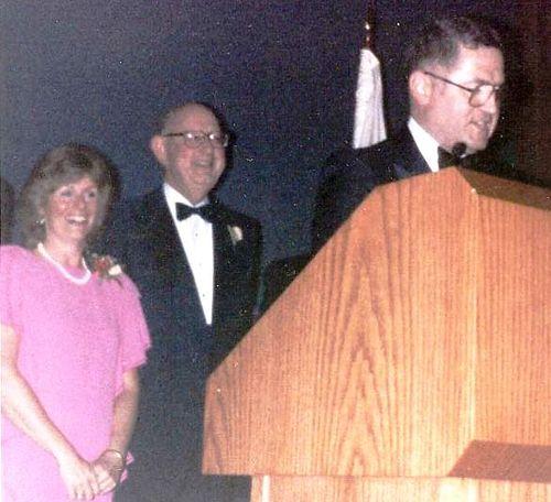 1985 Illinois Inaugural Gala