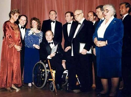 1989 Illinois State Society Inaugural Gala