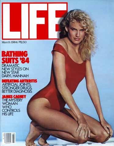 1984: Darryl Hannah