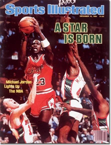 1984 Michael Jordan