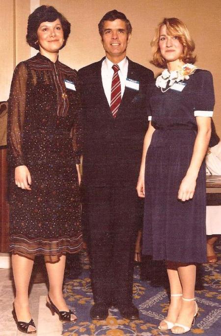 Nancy Krakover, John Block. Julia Martin 1982