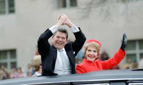 Reagan Inaugural
