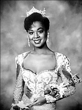 Miss America Marjorie Vincent