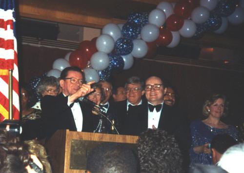 1993 Illinois State Society Inaugural Gala