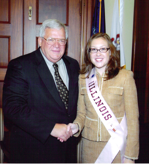 2004 Princess Stephanie Milbergs