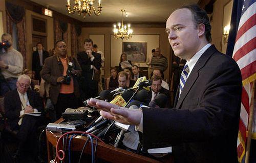Sen. Peter Fitzgerald 1999-2005