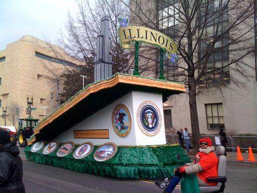 Illinois Float 2009