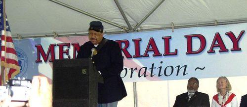 Mel Reid at Logan Circle 2006