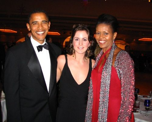 Obama 2005 ISS Gala