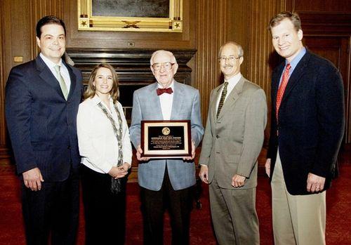 Award for Justice John Paul Stevens