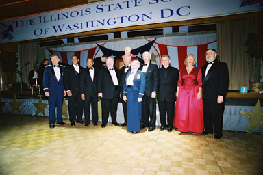 2001 Outstanding Illinoisan Award Winners